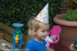Felice haar tweede verjaardag