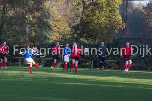 Zaterdag 31 oktober bij Pancratius Champions League en tegen RKDES D2, Nieuw Sloten MD1, Diemen A1 en Roda 46 MB1
