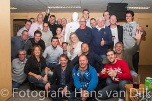 Kerstborrel met de van Het Amsterdamsche Voetbal 2015