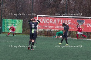 Pancratius 1 – Hoofddorp 1 uitslag 1 - 0