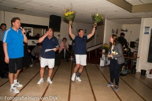 Het 16e Bitterballen Tennistoernooi 2106 met een gezellig feestje tot vroeg in de ochtend