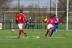 Abcoude 1 – Pancratius 1 uitslag 4 - 0