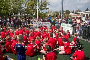 Mei Pancratius 2016 de laatste dag van weer een zeer geslaagd voetbalkamp
