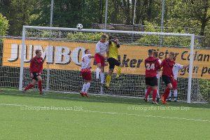 Pancratius 2 – AFC 2 uitslag 1 – 1