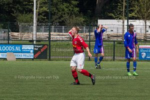 Nacompetitie BTV A1 - Pancratius A1 uitslag 2 - 3