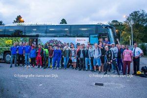 Training Selectie 1, 2 en 3 op Texel met een lunch op het strand en wedstrijden tegen Texel '94 1 en 2