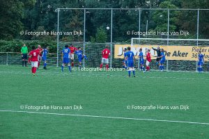 HD Cup Pancratius – United/DAVO uitslag 0-3