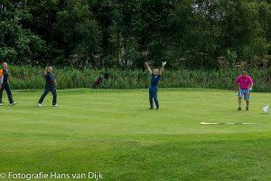 Het derde supergezellige FysioConcept Open Golftoernooi, bij Golfclub Waterland in Amsterdam Noord mede mogelijk gemaakt door SKYMARK