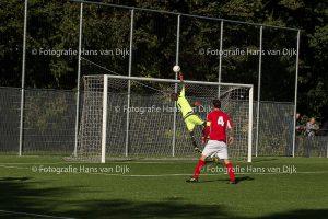 Pancratius 1 – United/DAVO uitslag 4 - 0