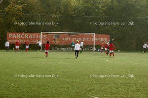 Pancratius zaterdag 29 oktober de Mini's en Champions Leageu en de tegenstanders Zwanenburg JO11-1, VVH Velserbroek JO11-1, Jong Holland JO10-1, IJburg AFC JO10-5, VVA/Spartaan JO9-2, DSK JO9-2, VVA/Spartaan JO8-2, RKDES JO10-1, Zwanenburg JO9-4, DCG JO8-1, RODA 23 JO13-5, Forza Almere JO12-1, HBC MO13-1, Kolping Boys JO17-1, JVC JO15-1 en de Zaterdag 1 pakt de eerste piriode titel tegen BFC 1