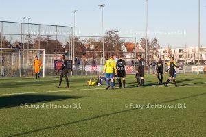 Hooglanderveen 1 – Pancratius 1 uitslag 3 – 1