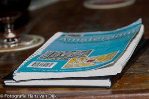 Amsterdam 7 januari wederom op kroegentocht nu bij Café Het Bruine Paard, Café Chris, Café Rooie Nelis, Café de Eland, Café de Doffer, Café 't Spui-tje en De Koningshut