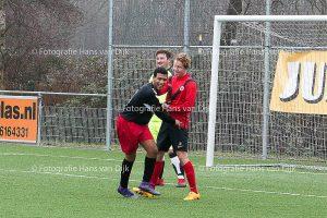 Pancratius 2 – AFC 2 uitslag 0 - 3