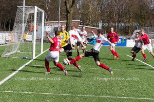 Pancratius 2 – Hoogland 2 uitslag 2 – 2
