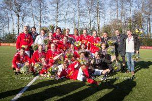 Pancratius kroont zich tot eerste kampioen in Nederland