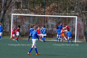 Pancratius zaterdag 25 maart met de Champions Leageu en met de tegenstanders Waterwijk JO11-5, Abcoude JO11-11, AFC JO10-8, Legmeervogels JO9-2, Buitenveldert JO9-4, AFC JO8-1, Voorschoten'97 JO13-1, WV-HEDW JO12-1 en Zuidoost United JO12-1