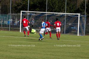 Kampong 1 – Pancratius 1 uitslag 2 - 0