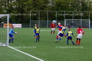 Pancratius woensdagavond beker JO10-1 – AFC 34 JO10-1 EN MO13-1 – Waterwijk JO13-3