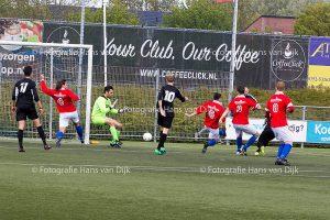 Hoofddorp 1 – Pancratius 1 utslag 1 - 1