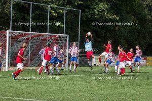 HD Cup Pancratius 1 – VVH/Velsenbroek 1 uitslag 0 - 0