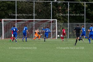 Pancratius 1 - Foreholte 1 uitslag 2 - 1