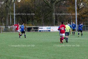 Pancratius 3 – Zwanenburg 3 uitslag 4 - 5