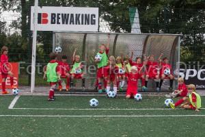 Voetbalkamp Pancratius Zomervakantie dag 2