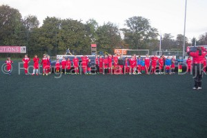 Voetbalkamp Pancratius herfstvakantie dag 2
