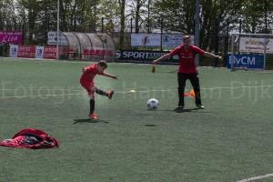 Mei Pancratius voetbalkamp dag 2