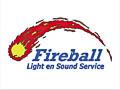 fireball geluid- en lichtapparatuur