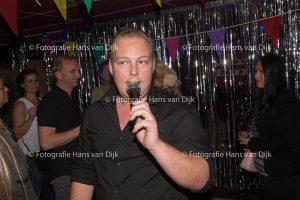 Amsterdamse Avond met optredens van DJ Mike, Boy, Johan en Danny