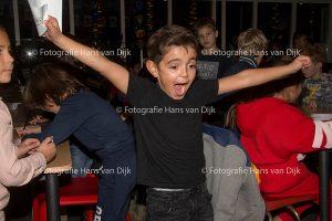 Pancratius Sinterklaas feest Champions Leageu 2010 en Jong Onder 9