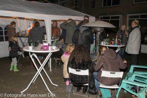 Nieuwjaarsborrel 2018 Windestraat Badhoevedorp