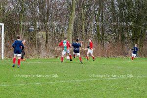 Pancratius 2 – Hooglanderveen 2 en JO15-2 najaar kampioen