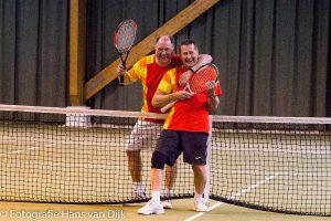 Het 18e Bitterballen Tennistoernooi 2018 met een gezellig feestje tot vroeg in de ochtend