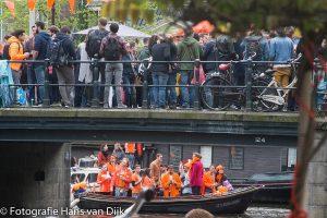 Koningsdag 2018 Amsterdam