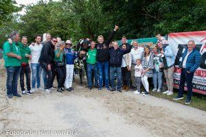 Kortebaandraverij Zwanenburg Halfweg 2018