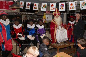 Pancratius Sinterklaas feest mini's, champions league jong onder 8 en 9 tweede groep
