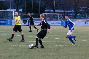 Kampong 1 – Pancratius 1 uitslag 6 - 0