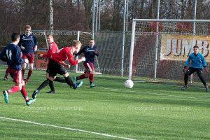Pancratius 2 - Zwaluwen Utrecht '11 2 uitslag 0 - 3