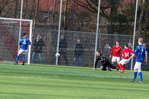 Pancratius – FC Weesp 1 uitslag 4 - 0