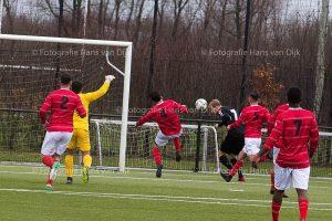 Nieuw Utrecht 1 - Pancratius 1 uitslag 0 – 5