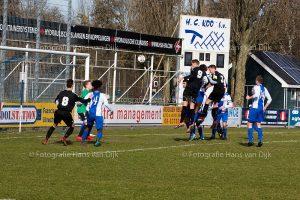 Elinkwijk 1 - Pancratius 1 uitslag 2 - 2