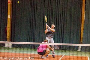 Het 19e Bitterballen Tennistoernooi 2019 met een gezellig feestje tot vroeg in de ochtend
