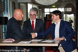 Ramada Amsterdam Airport Schiphol hotel voor drie jaar hoofdsponsor RKSV Pancratius,meer dan een voetbalclub