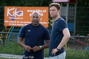 Eerste training Natio Suriname bij Pancratius