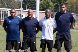 Tweede training Natio Suriname bij Pancratius