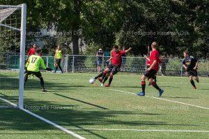 Dag 2 Samenspel toermooi 3e wedstrijd Pancratius – Wartburgia uitslag 6 – 0