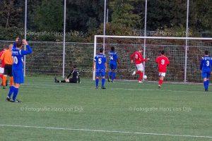Beker Pancratius 1 – HSV 1 uitslag 4 - 3