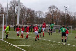 Pancratius/Badhoevedorp JO15-1 – Almere FC JO15-1 uitslag 1 - 0